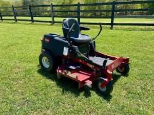 TORO TITAN ZX 6000 ZTR LAWNMOWER