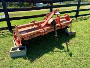 7FT TERRAFORCE MYJR080 ROTAVATOR FOR AG TRACTOR