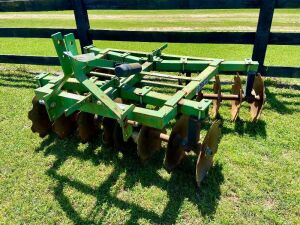 FRONTIER EQUIPMENT DH1280 DISC HARROW